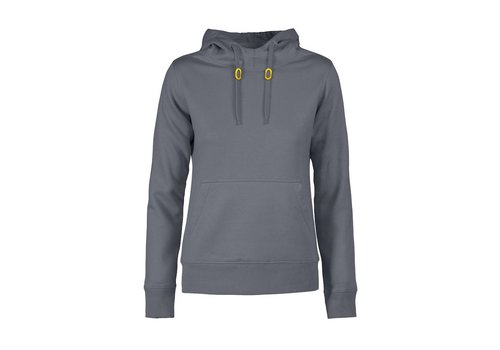 Printer Hooded sweater Lady