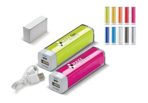 TopPoint Powerbank Transparant 2200MA