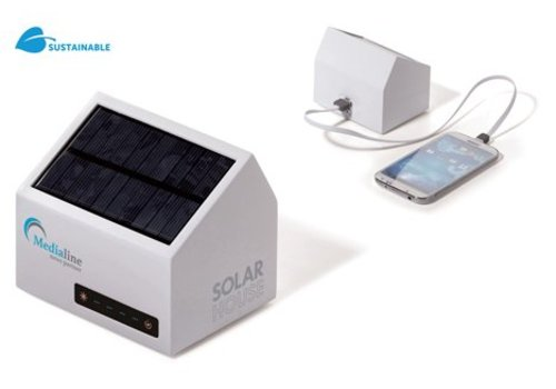 TopPoint Solar House Battery powerbank
