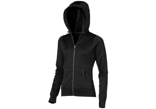 Elevate Moresby Hooded Sweater dames model