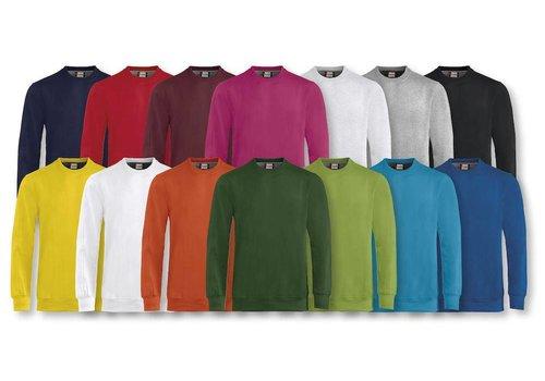 Clique Sweater model Canton ronde hals