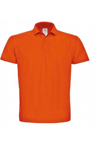 B & C Collection heren polo uit de B & C collectie