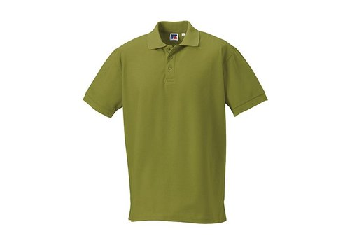 Russell better polo man