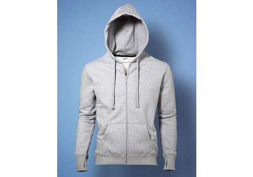 SG Hooded sweater Full zip