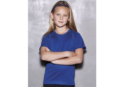 Active by Stedmann Sport t shirt Active Dry Raglan Kids