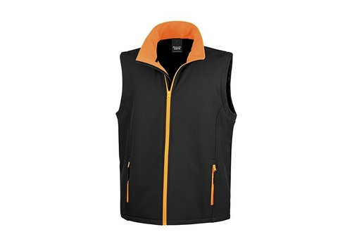 Result Core Softshell bodywarmer in diverse kleuren