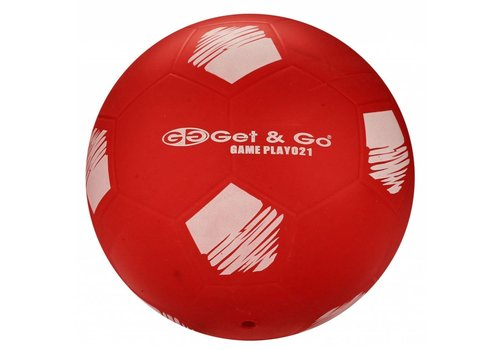 Get & Go voetbal PVC