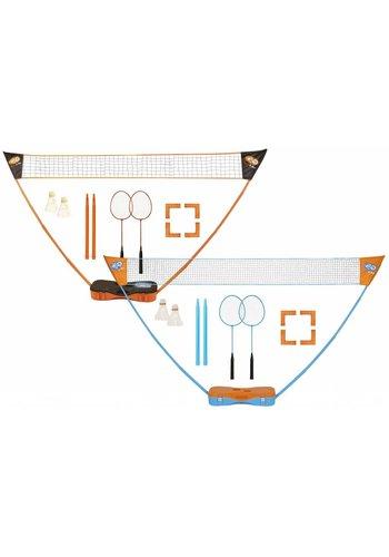 Get & Go Badminton spel set
