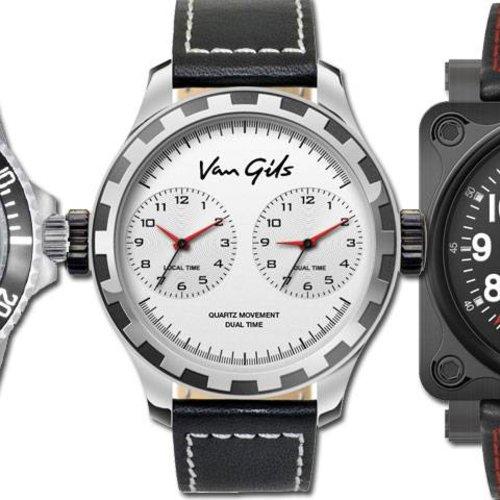 horloges met logo