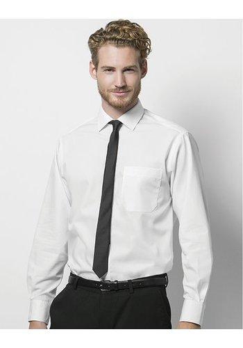 Kustom Kit Premium non iron Corparate shirt lange mouw