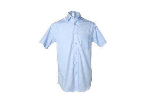 Kustom Kit Premium non iron Corparate shirt korte mouw