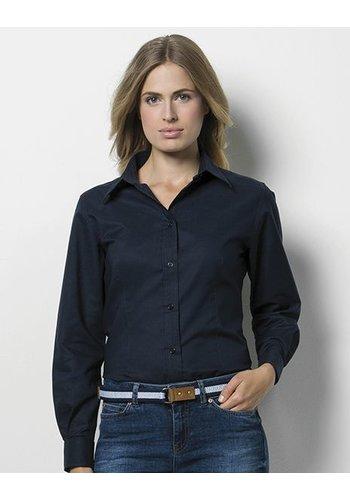 Kustom Kit Overhemd lange mouw