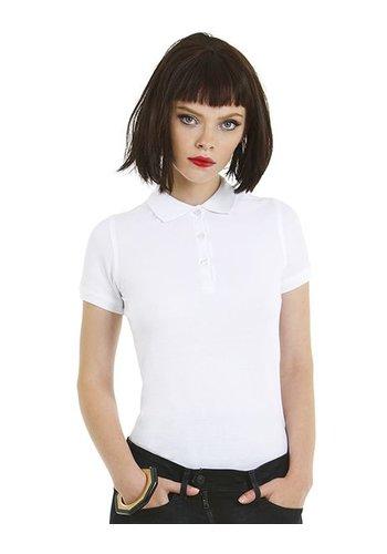 B & C Collection polo shirt dames Timeless