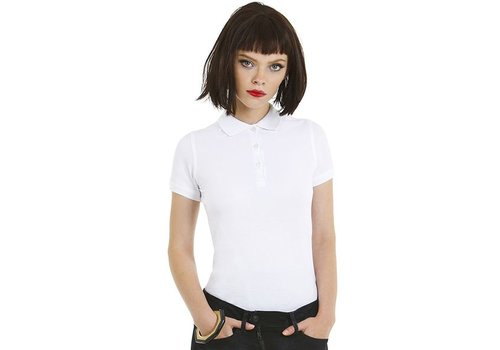 B & C Collection polo shirt dames Timeless