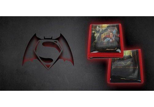 Portemonnee Batman vs Superman: 25x13 cm (BMVSM004002)