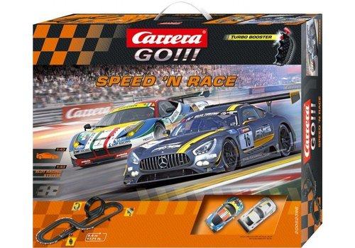 Speed n Race Carerra GO (62396): 5 meter