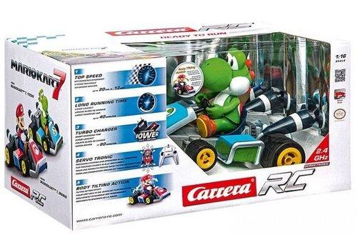 Auto RC Carrera Mario Kart 7: Yoshi (62061)