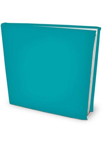 Boekenkaft rekbaar Dresz: A4 Turquoise (1001125001)