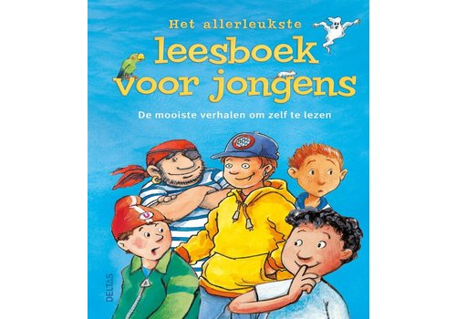 Het allerleukste leesboek voor jongens (6%) (0340216)