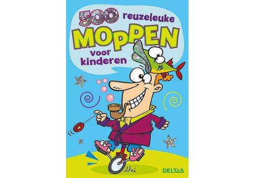 Reuzeleuke moppen voor kinderen: 500 moppen (6%) (0366027)