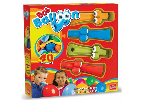 Bob Balloon Party Pack (31450)
