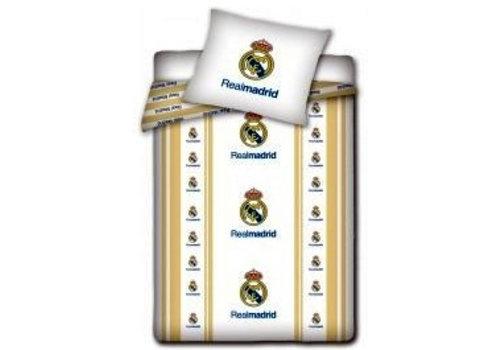 Real Madrid Dekbed real madrid crests V1: 140x200/70x80 cm