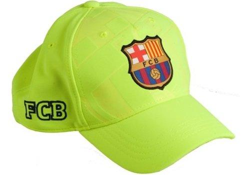 FC Barcelona Cap barcelona geel senior: soccer (5001GSY)