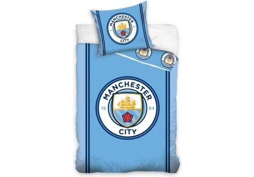 Dekbed Manchester City (MCFC16_1001): 140x200/70x80 cm