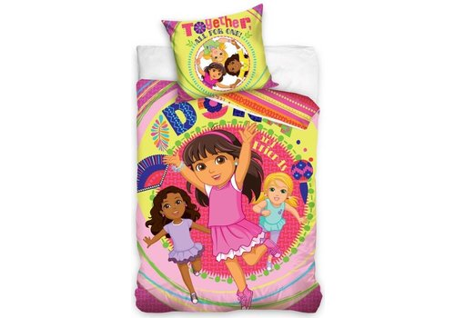 Dekbed Dora (DOR16_3001): 140x200/70x80 cm
