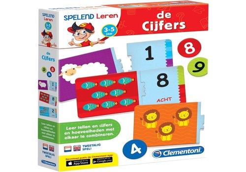 Spelend leren: de cijfers Clementoni (66765.9)
