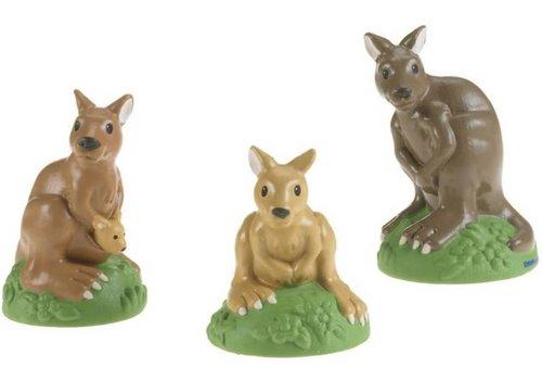 Diertjes Little people Kangaroo family