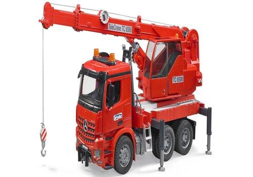 MB Arocs kraanwagen Bruder (03670)