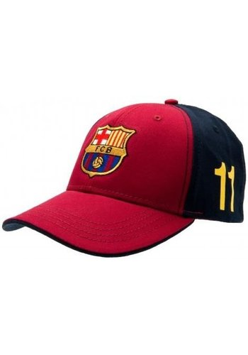 FC Barcelona Cap barcelona rood/blauw senior Neymar