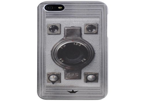 Hardcase PC Dresz: iPhone 5/5S Camera (2005003001)