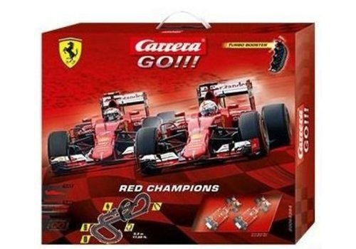 Red Champions Carrera GO (62394): 5 meter