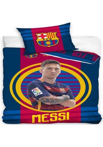 Messi Dekbed barcelona Messi (FCB9007MES): 140x200/70x80 cm