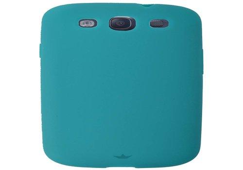 Softcase Dresz: Samsung S3 Turquoise (2103203001)