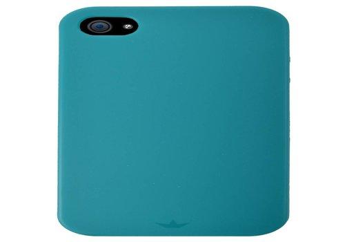 Softcase Dresz: iPhone 4/4S Turquoise (2004203001)