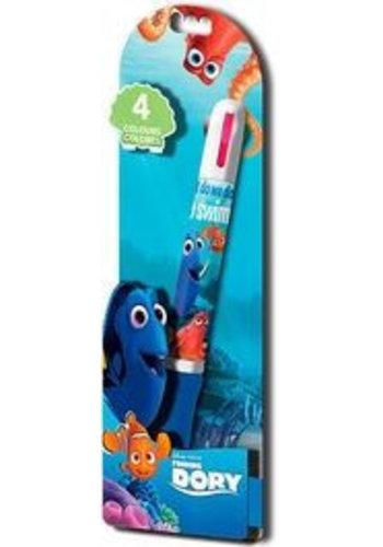 Jumbo Pen Finding Dory jumbo: 4-kleuren (WD17211)