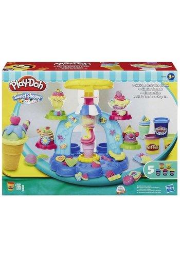 Speelset ijsjes Play-Doh: 196 gram (B0306)