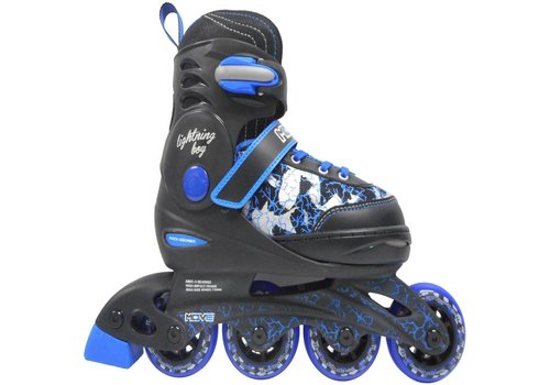 Inline skates Move: lightning boy (5616105)