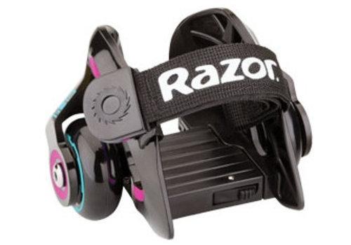 RAZOR Jetts Heel Wheels Razor paars (25073250)