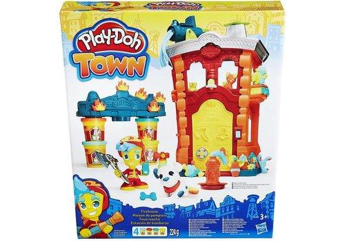 Fantasy Play-Doh Town: Brandweerkazerne 224 gram (B3415)