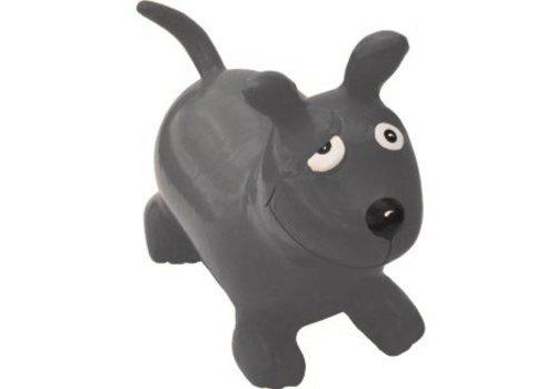 Skippy hond grijs Simply for Kids 40x20x50 cm