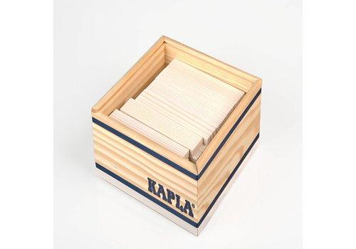 Kapla 40 stuks in kist wit/blanc