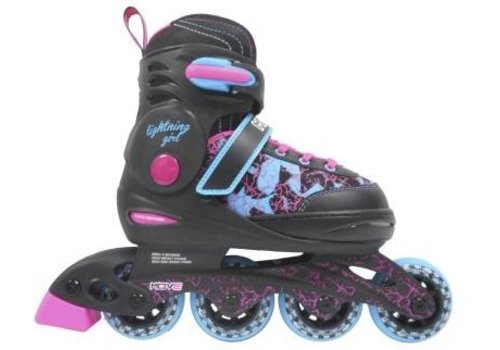 Inline skates Move: lightning girl (5616106)