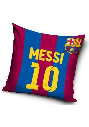 Messi Kussen barcelona Messi: 40x40 cm (FCB1008-2)
