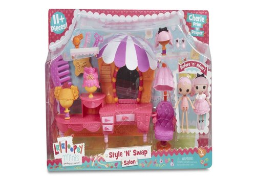 Speelset Lalaloopsy Mini: Hair Salon (541394/541387)