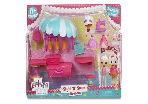 Speelset Lalaloopsy Mini: Fashion Boutique (541400/541387)