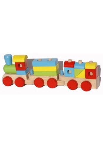 Blokkentrein Simply for Kids (50572)